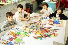 İlkokul Görsel Sanatlar Sınıfımız