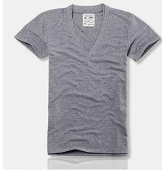 All Saints Mens Cotton Lightweight V Neck T Shirt New L | eBay