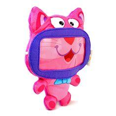 Znalezione obrazy dla zapytania ETUI NA SMARTFON WISE PET Mini Kitty