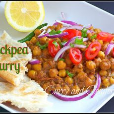 Chickpea Masala Curry