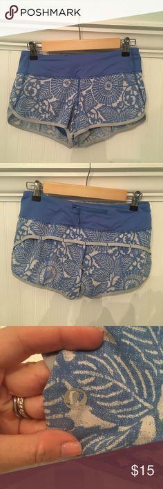 Lululemon shorts 4 Lululemon size 4 shorts lululemon athletica Shorts