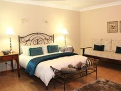 Colonial Guest house in Middelburg offers comfort and luxury while remaining affordable for many a traveller. Colonial, Luxury, Bed, House, Furniture, Home Decor, Decoration Home, Room Decor, Haus