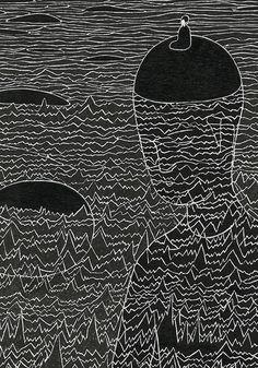 Daehyun Kim - Moonassi drawing