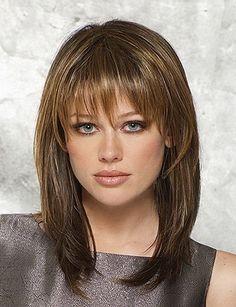 medium-length-haircuts-with-bangs-2016-womens-medium-hairstyles-with-bangs-black-hair-collection.jpg (787×1024)