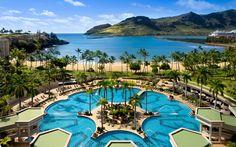 World's Best Family Beach Hotels: No. 15 Kaua'i Marriott Resort: Kauai, Hawaii