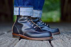 Red Wing - 2015 Huntsman Boot Black Klondike