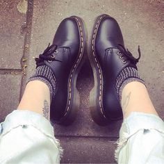 Shared by @aubreelaura! Thanks for sharing! Dr. Martens shoes/boots, always made…