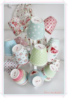 Sommerhusliv all year ... - old & new GreenGate latte cups