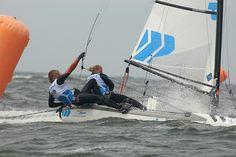 Renée Groeneveld en Karel Begemann - Texel Dutch Open
