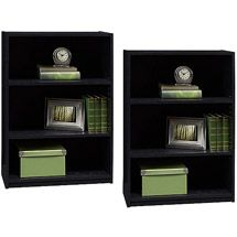 Walmart: Ameriwood Bookcases, Set of 2 (Mix and Match) from Walmart. Saved to Room Decor. 4 Shelf Bookcase, Bookshelves, Cube Organizer, Organizing Your Home, Fashion Room, Adjustable Shelving, Home Office, Office Decor, Decorating Houses