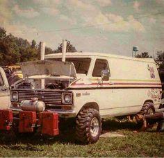 cool old vans vintage vans pinterest van ForGarage 4x4 Ain