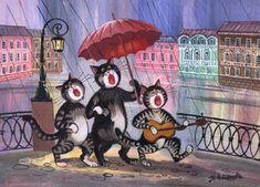 Татьяна Родионова о себе – «Я живу в пригороде Петербурга. У меня 5 кошек. Все они живут на свободе, т.е. когда хотят приходят, когда хотят уходят иногда…