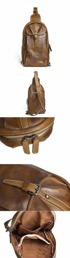 849afc47b1 205 Best Leather Backpack images
