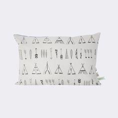 Native Cushion Ferm Living