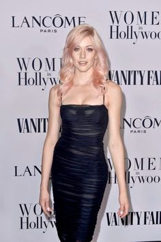 Post with 59 views. Katherine McNamara - Vanity Fair and Lancome Women in Hollywood Celebration Katherine Mcnamara, Beautiful Person, Gorgeous Women, Beauté Blonde, Ghd Hair, Badass Women, Sexy Women, Celebs, Celebrities