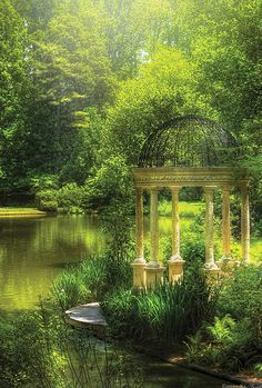 Garden ~ The Temple of Love