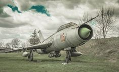 Sukhoi Su-7 Fitter by kryminalistycy-STOCK.deviantart.com on @DeviantArt