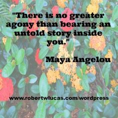Writing Quotes – Maya Angelou | Nonfiction Writers Blog