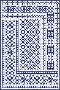 artesanatosdacintia.blogspot.com: Gráficos Monocromáticos Ponto Cruz