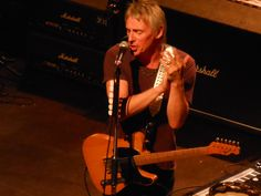 paul weller at the Ancienne belgique in brussels 2012