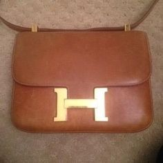 Hermes Constance Shoulder Bag. Get one of the hottest styles of the season! The Hermes Constance Shoulder Bag is a top 10 member favorite on Tradesy. Save on yours before they're sold out!