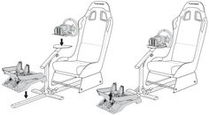 The basics of buying a racing simulator cockpit or wheel stand. Here is what you need to consider... http://xboxracingpro.com/xbox-racing-cockpits/