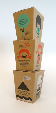 I like this... I like it when packaging includes more than just the necessary details.