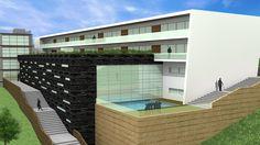 Residência Sénior Quinta do Sol   PACHECOSANTOS Arquitectos