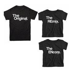 Koordinierung der Familie Shirts Koordinierung von KaAnsDesigns