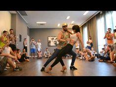 Comadreja Bachata Congress 2015 ~ Workshops ~ Desirée Guidonet & Daniel Sánchez - YouTube