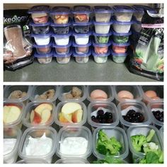 21 Day Fix Food Prep