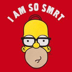 S-M-R-T! #Homer #Simpson
