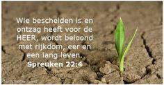 Good Morning Girls NEDERLAND: Spreuken 22
