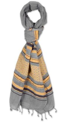 New fashionABLE scarf to support women in Ethiopia, exclusively at @ONE Campaign shop.