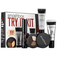 Try It Kit - Smashbox | Sephora
