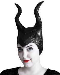 Maleficent DIY headdress for CHEAP! Using just household items!