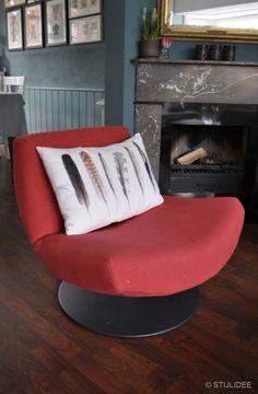 Binnenkijken in ... de woonkamer van stylist en interieurontwerper Winnie | STIJLIDEE Interieuradvies en Styling