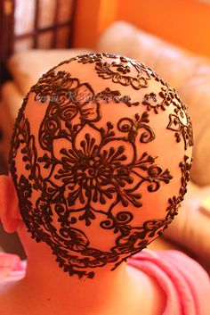 henna crown designs on the henna by http://www.kellycaroline.com