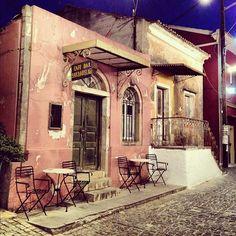 Corfu, Copyright © Ellie Tsatsou Hidden Places, Beautiful Stories, Corfu, Greece, Mystery, Island, Mansions, House Styles, Travel
