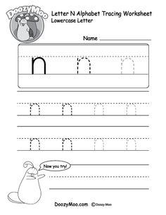 Letter N Tracing Worksheets Preschool – Letter Worksheets Writing Practice Worksheets, Alphabet Tracing Worksheets, Alphabet Writing, Handwriting Worksheets, Tracing Letters, Preschool Letters, Kindergarten Worksheets, English Alphabet, Alphabet Letters
