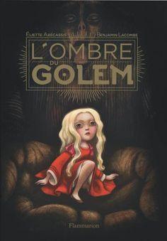Benjamin Lacombe a illustré un roman grand format et continue de répandre le mystère et l'étrangeté grâce à ses pinceaux.