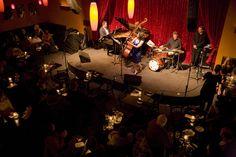 Jimmy Mak's- live jazz, Greek restaurant. one of my favorites in portland.
