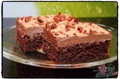 Cake Mix Recipes, Easy Cookie Recipes, Baking Recipes, Great Recipes, Dessert Recipes, Kefir Benefits, Kefir Recipes, Czech Recipes, Cake Mix Cookies