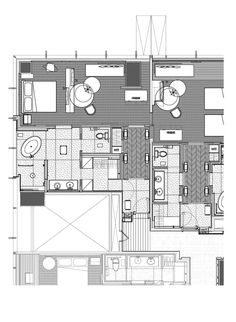 619 Best Plan Images On Pinterest Floor Plans Hotel