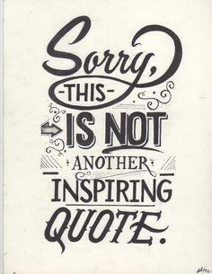 #quote, #typography, #handwritten