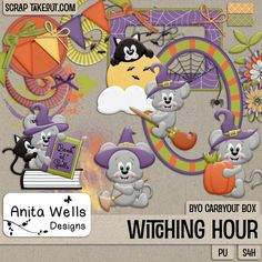Witching Hour Elements
