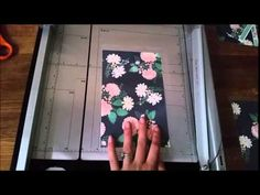 Quick Tutorial on how to make a Dashboard for your Traveler's notebook - YouTube