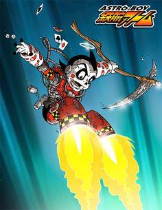 MINION FACTORY: Astro Boy Multiverse!