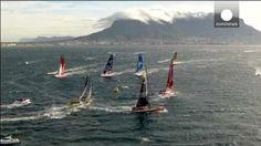 La Volvo Ocean Race deja atrás Ciudad del Cabo y ya mira hacia Abu Dabi