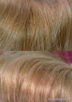 Не получилось осветлить волосы краской, как выровнять цвет